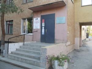 Старый вход в поликлинику_1